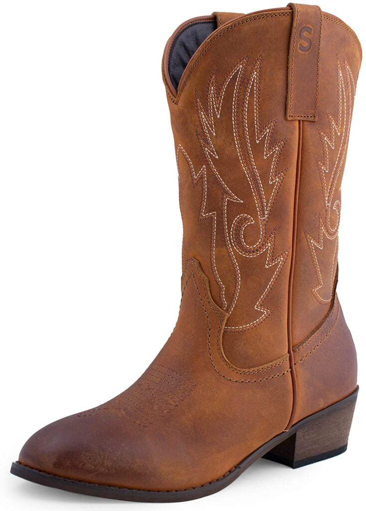 How to Walk in Cowboy boots