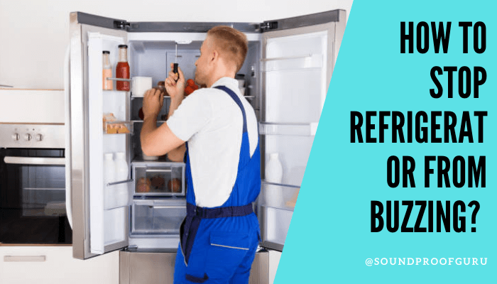 How To Stop Refrigerator From Buzzing